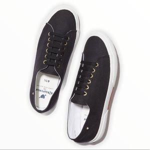 Superga XO Jennifer Meyer Black Heart Sneakers